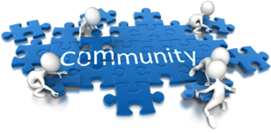 Optimizing for Local Communities