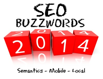 SEO Buzzwords for 2014