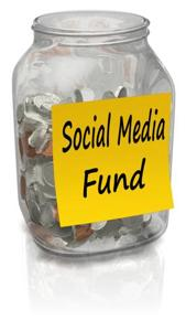 Social Media Fund Penny Jar