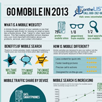 Go Mobile in 2013