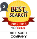 Site Audit Award