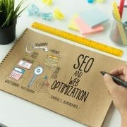 INTERNET SEO AND WEB OPTIMIZATION CONCEPT