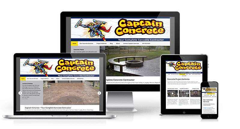 Captain-Concrete-Website
