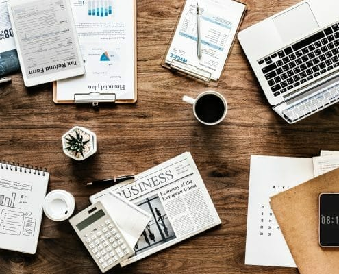 Tools for conducting business - 1st on the List