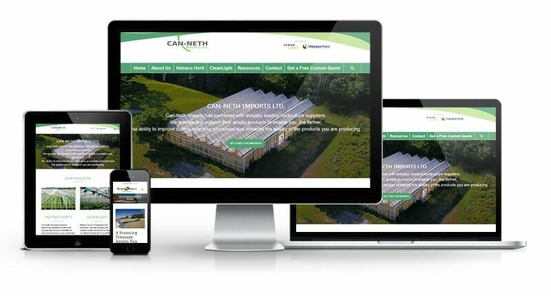 Can Neth website displayed on mobile phone, tablet, desktop and tablet