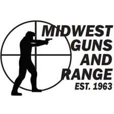 Midwest Guns and Range logo