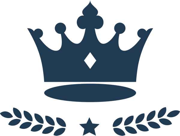 Crown icon to illustrate Content is King