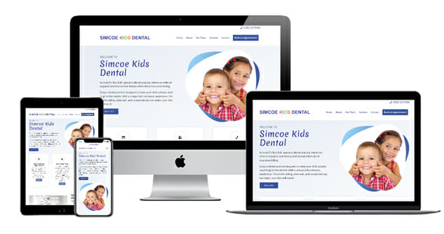 simcoe kids dental clinic