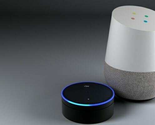 google home and alexa