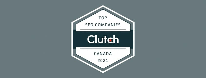 top seo company clutch logo