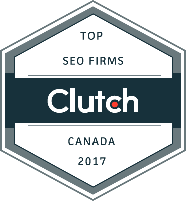 1st on the List Named Among Top SEO Firms in Canada in 2017